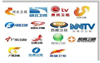 涵盖包括湖南卫视,浙江卫视,江苏卫视,东方卫视,北京卫视,天津卫视